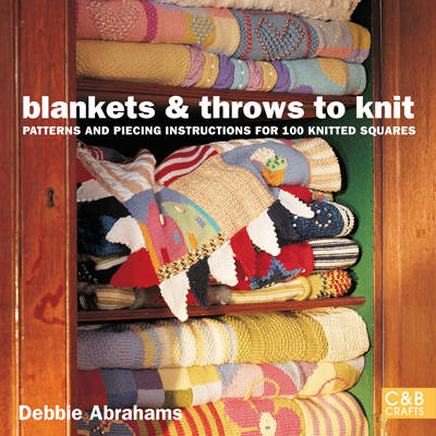 Blankets and Throws To Knit (BOK)