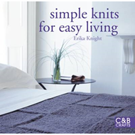 Simple Knits for Easy Living (BOK)