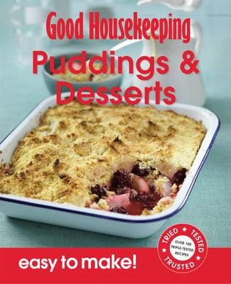 Puddings & Desserts: Over 100 Triple-Tested Recipes (BOK)