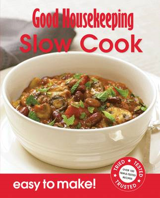 Slow Cooking: Over 100 Triple-Tested Recipes (BOK)