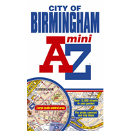 Birmingham (City of) Street Atlas (BOK)