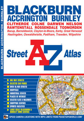 Blackburn Street Atlas (BOK)
