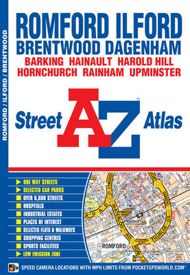 Romford and Ilford Street Atlas (BOK)