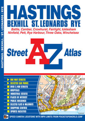 Hastings Street Atlas (BOK)