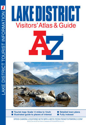 Lake District Visitors' Atlas (BOK)