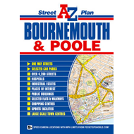 Bournemouth and Poole Street Plan (BOK)