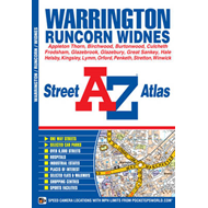 Warrington Street Atlas (BOK)