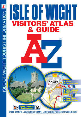 Isle of Wight Visitors Atlas & Guide (BOK)