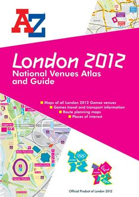 London 2012 National Venues Atlas & Guide (BOK)