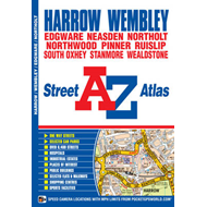 Harrow & Wembley Street Atlas (BOK)