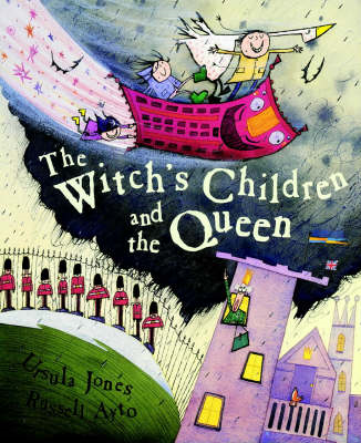 The Witch's Children and the Queen (BOK)