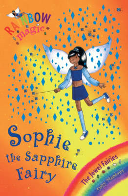 Sophie the Sapphire Fairy (BOK)