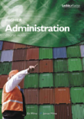 Higher Administration Course Notes (BOK)