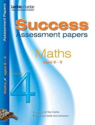8-9 Mathematics Assessment Success Papers (BOK)