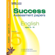 9-10 English Assessment Success Papers: 9-10 years, levels 3-5 (BOK)