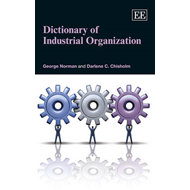 Dictionary of Industrial Organization (BOK)