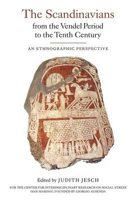 The Scandinavians from the Vendel Period to the Tenth Century: An Ethnographic Perspective (BOK)