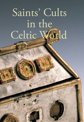 Saints' Cults in the Celtic World (BOK)
