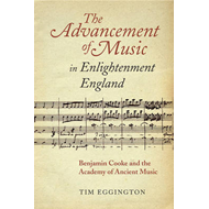 Advancement of Music in Enlightenment England (BOK)