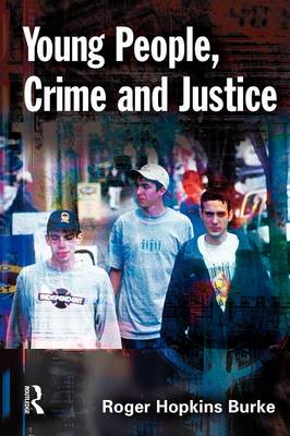 Young People, Crime and Justice (BOK)