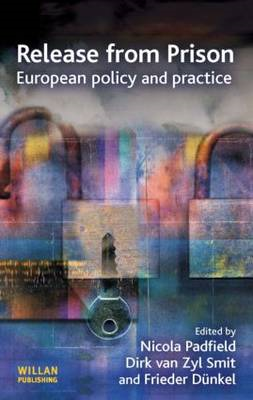 Release from Prison: European Policy and Practice (BOK)