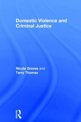 Domestic Violence and Criminal Justice (BOK)