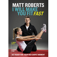 Matt Roberts: I Will Make You Fit Fast (BOK)