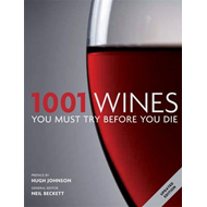 1001: Wines You Must Try Before You Die (BOK)