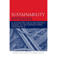 Sustainability Appraisal (BOK)
