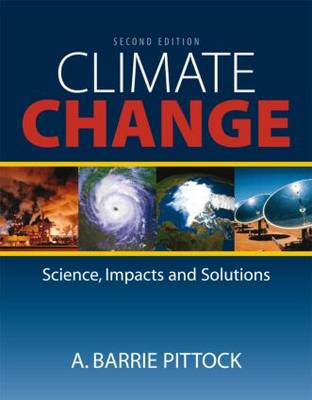 Climate Change: The Science, Impacts and Solutions (BOK)