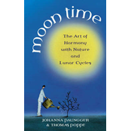 Produktbilde for Moon Time (BOK)