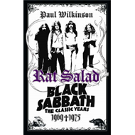 "Rat Salad: ""Black Sabbath"" -  The Classic Years 1969-1975 (BOK)"