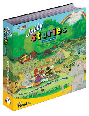 Jolly Stories in Print Letters (BOK)