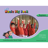 Jolly Music Big Book - Beginners (BOK)