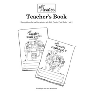 Jolly Phonics Teacher's Book (black & white edition) (BOK)