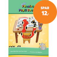 Produktbilde for Jolly Phonics Pupil Book 3 (BOK)