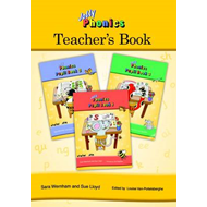 Produktbilde for Jolly Phonics Teacher's Book - in Print Letters (British English edition) (BOK)