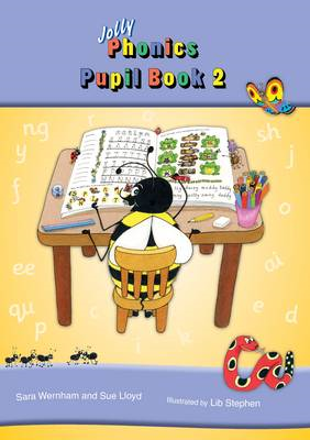 Jolly Phonics Pupil Book 2 (colour edition) (BOK)