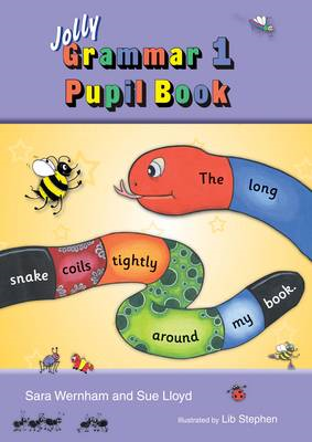 Grammar 1 Pupil Book (BOK)