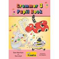 Produktbilde for Grammar 3 Pupil Book - In Precursive Letters (British English edition) (BOK)