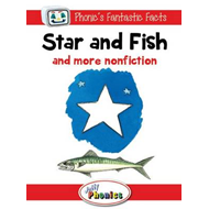Jolly Phonics Paperback Readers, Level 1 Phonic's Fantastic (BOK)