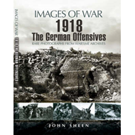 1918 The German Offensives (BOK)