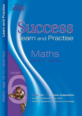 Maths Age 10-11 Level 4: Learn and Practise: Level 4 (BOK)