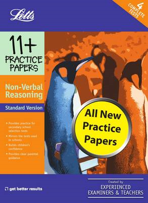 Standard Non-Verbal Reasoning (BOK)