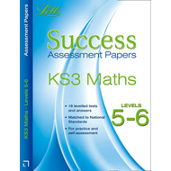 Maths Levels 5-6: Assessment Papers (BOK)