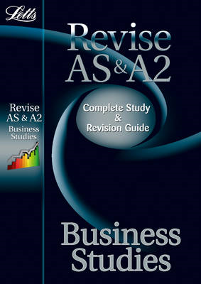 Revise AS and A2 Business Studies (BOK)