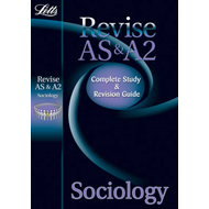 AS and A2 Sociology: Study Guide (BOK)