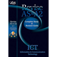 AS and A2 ICT: Study Guide (BOK)