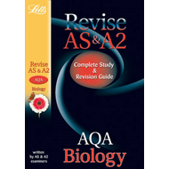 AQA AS and A2 Biology: Study Guide (BOK)