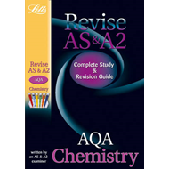 AQA AS and A2 Chemistry (BOK)